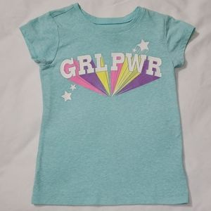 """Girl power"" t-shirt"